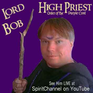 Psychic Bob Wiccan High Priest