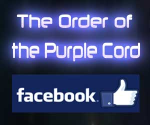 Order of the Purple Cord on Facebook