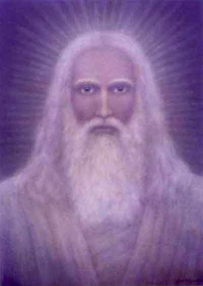 The Ascended Master Malchizedek